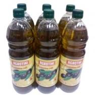 Agrotiki оливковое масло Pomace 6штх1л пластик (1шт=340р)