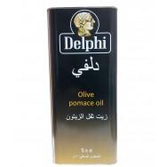 Delphi оливковое масло Pomace 5л жесть (1л=318р)
