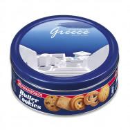 """Печенье сливочное """"PAPADOPOULOS"""" Butter Cookies, 454г"""