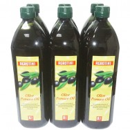 Agrotiki оливковое масло Pomace 6штх1л пластик (1шт=374р)