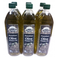 Delphi оливковое масло Pomace 6штх1л пластик (1шт=370р)