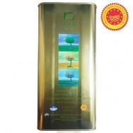 Sellas оливковое масло Extra Virgin Kalamata P.D.O. c п/o Пелопоннес 5л жесть (1л=690р)