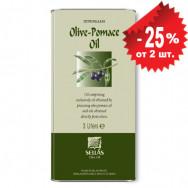 Sellas оливковое масло Pomace c п/o Пелопоннес 3л жесть