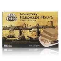 Халва с ванилью Монастырская Delphi 200г