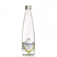 Вода минеральная питьевая природная столовая негазированная THEONI 330 мл стекло