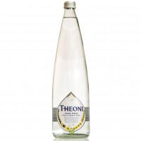 Вода минеральная питьевая природная столовая негазированная THEONI 1000мл стекло