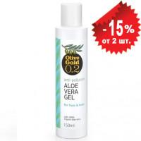 Olive Gold 0.2 Органический гель алоэ для лица и тела 150мл