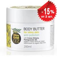 Olive Gold 0.2  Увлажняющий крем-масло для тела 200мл